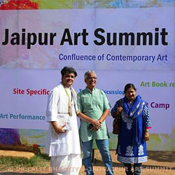 Jaipur Art Summit, 2015