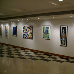 Muse Art Gallery, Hyderabad, 2012